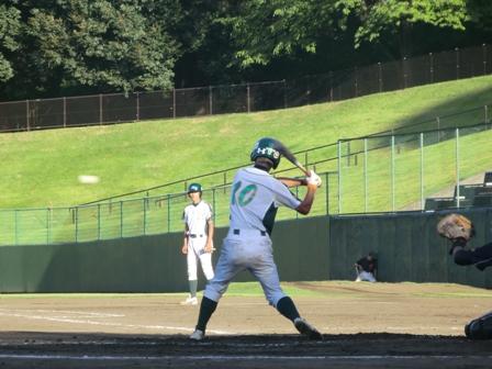 野球部 国体関東予選