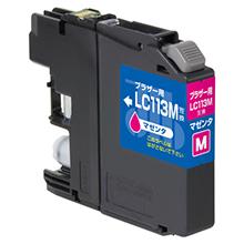LC113M マゼンタ対応ジットリサイクルインク