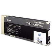 ICBK54LL ブラック(LLサイズ)対応 ジットリサイクルインク