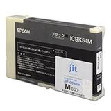 ICBK54M ブラック(Mサイズ)対応 ジットリサイクルインク