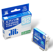 ICLC32 ライトシアン対応 ジットリサイクルインク