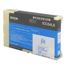 ICC54L シアン(Lサイズ)対応 ジットリサイクルインク