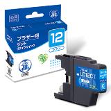 LC12C シアン対応 ジットリサイクルインク