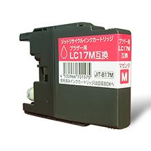 LC17M マゼンタ対応ジットリサイクルインク