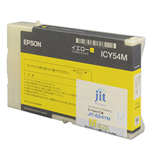 ICY54M イエロー(Mサイズ)対応 ジットリサイクルインク