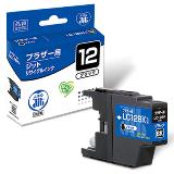 LC12BK ブラック対応 ジットリサイクルインク