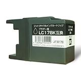 LC17BK ブラック対応ジットリサイクルインク