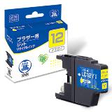 LC12Y イエロー対応 ジットリサイクルインク