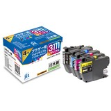 LC3111-4PK 4色セット対応ジットリサイクルインク