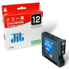 GELJETカートリッジ RC-1K12 ブラック対応 ジットリサイクルインク