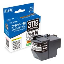 LC3119BK ブラック対応ジットリサイクルインク